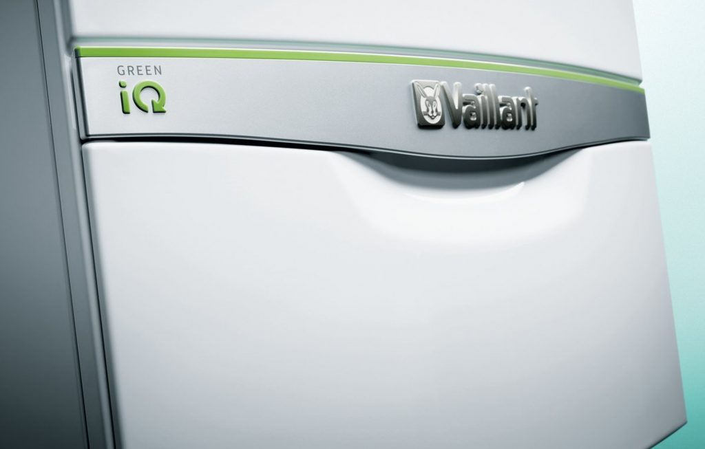 Vaillant Green IQ boiler cover